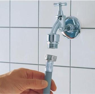 Παροχές νερού σε πλυντήρια