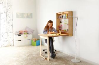 Πίνακας και γραφείο μαζί