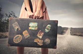 Πάει μακριά η βαλίτσα…
