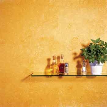 Διακόσμηση τοίχων: Τέσσερις τεχνικές - Μαστορέματα