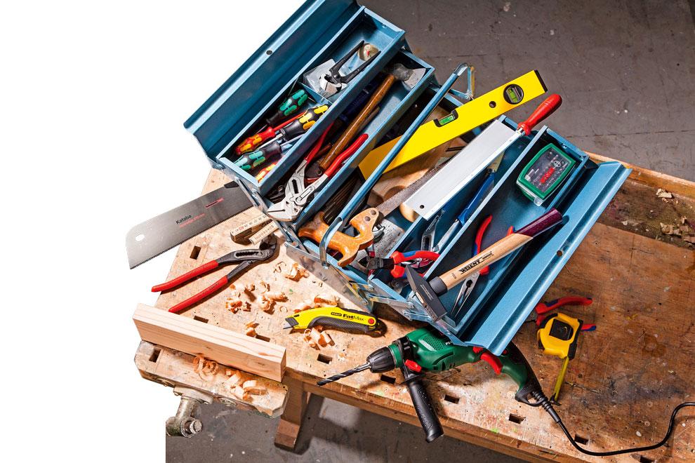 Αγοράζοντας εργαλεία – A' μέρος - Μαστορέματα