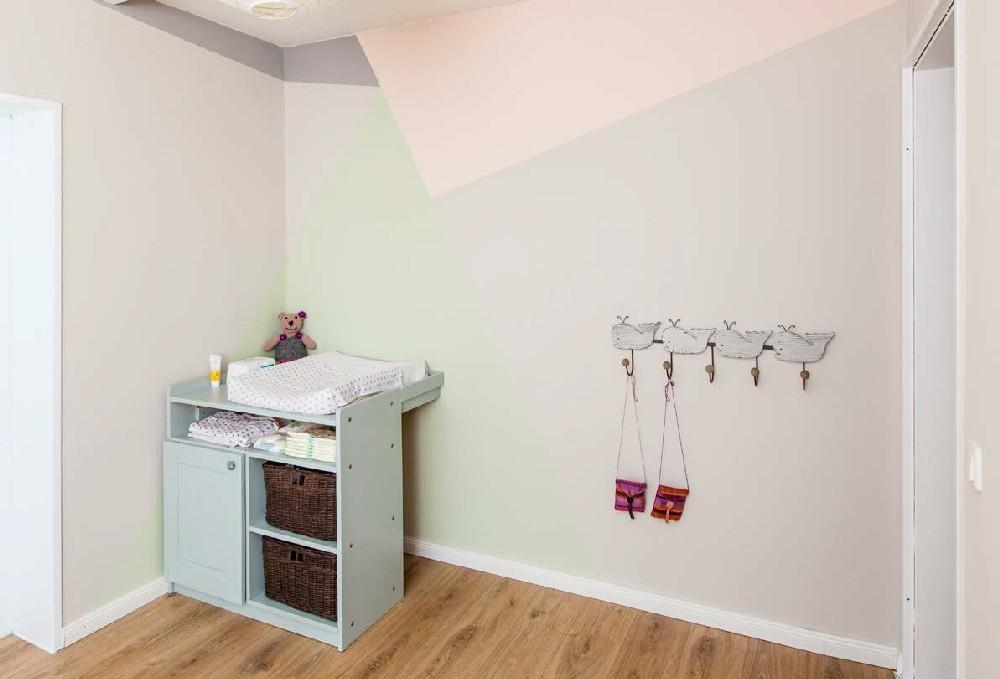 Με τι και πώς βάφουμε το παιδικό δωμάτιο - Μαστορέματα